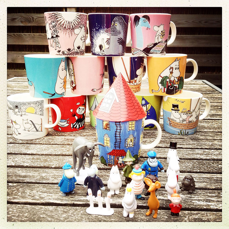 My Moomin Mugs