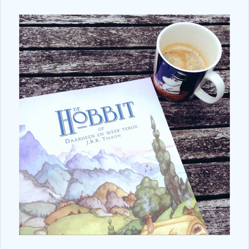 De Hobbit - David Wenzel