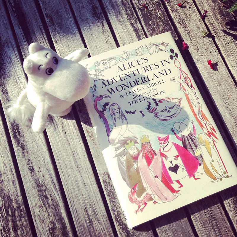 Alice's Adventures in Wonderland illustrated by Tove Jansson